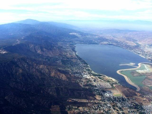 lake elsinore flood service